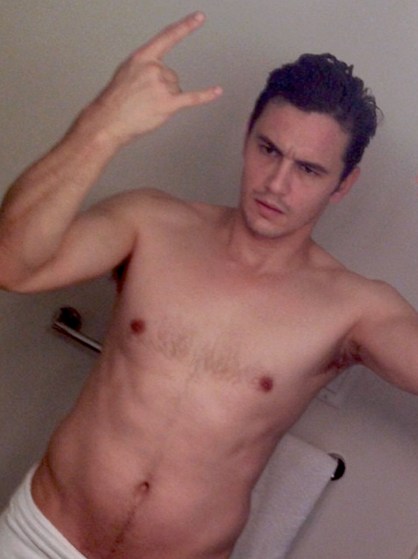 11 Lessons All Men Could Learn From James Franco - TAKE SERIOUS SELFIES!