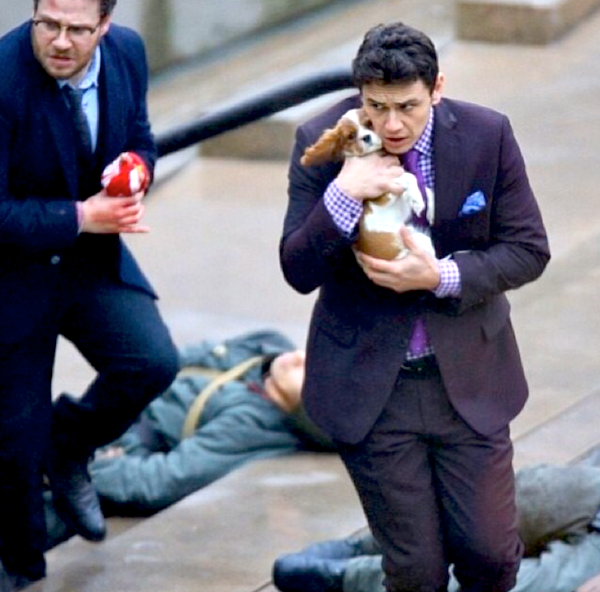 11 Lessons All Men Could Learn From James Franco - SAVE PUPPIES
