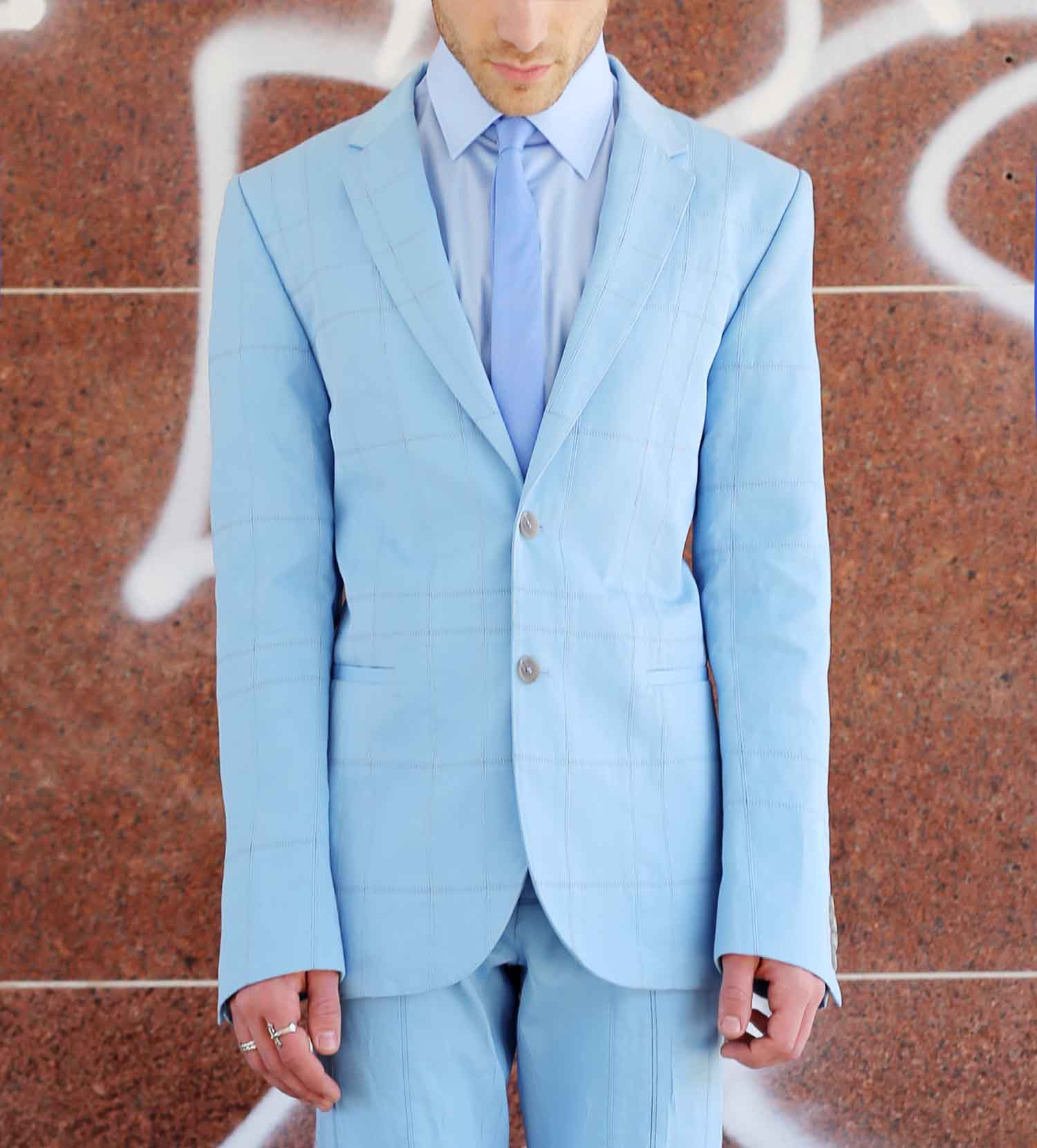 3 Ways To Make A Pastel Suit Feel Fresh-2-Death