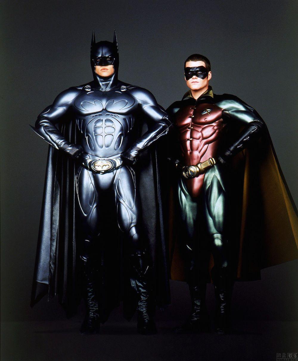 Val Kilmer's batsuit