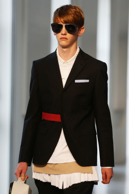 Andrea Pompilio - Runway - Milan Fashion Week Menswear Spring/Summer 2015