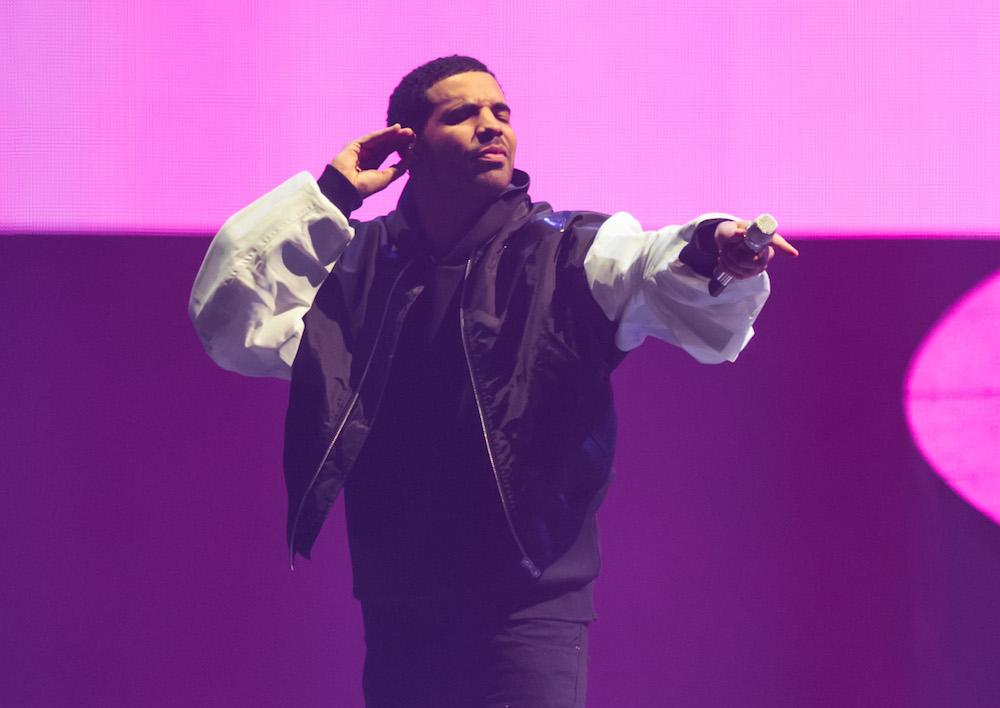 Drake Performs At The O2 Arena