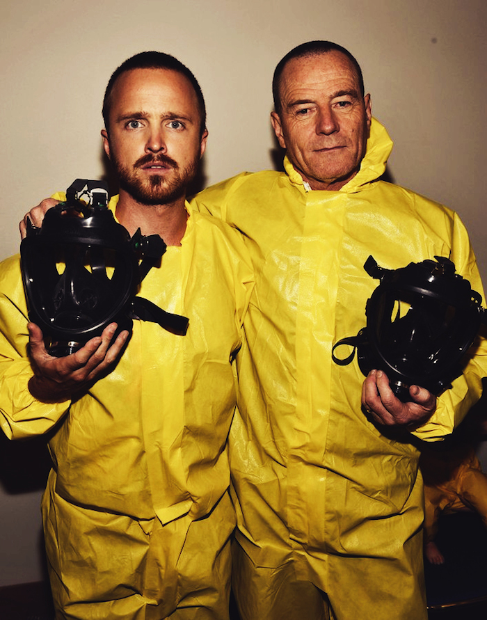 12 Lessons All Men Could Learn From Aaron Paul - Become A Meth-Cooking Sex Symbol