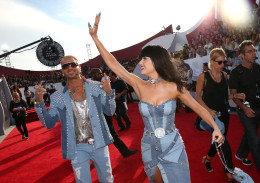 2014 MTV Video Music Awards - Red Carpet