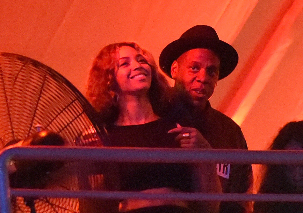 Jay Z - American Eagle Outfitters Celebrates The Budweiser Made In America Music Festival - Los Angeles, CA - Day 2