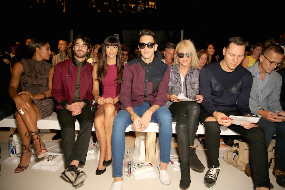Richard Chai LOVE & Men's - Front Row - Mercedes-Benz Fashion Week Spring 2015