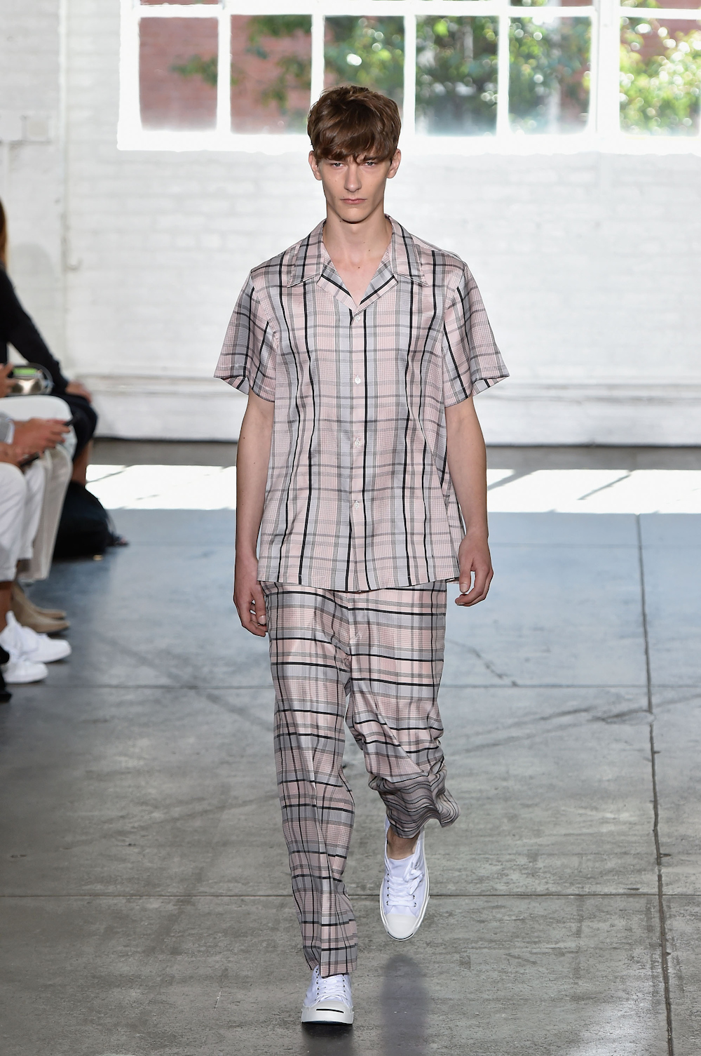 Duckie Brown - Runway - Mercedes-Benz Fashion Week Spring 2015