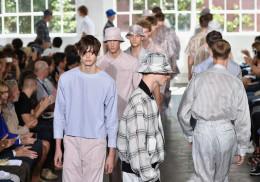 Duckie Brown - Runway - Mercedes-Benz Fashion Week Spring 2015