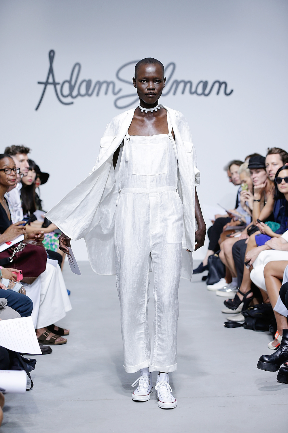 Adam Selman - Presentation - Mercedes-Benz Fashion Week Spring 2015