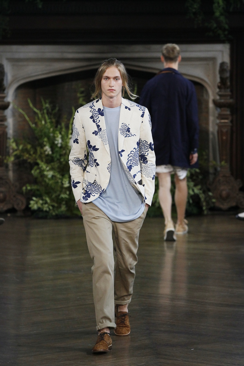 Billy Reid Men's - Runway - Mercedes-Benz Fashion Week Spring 2015