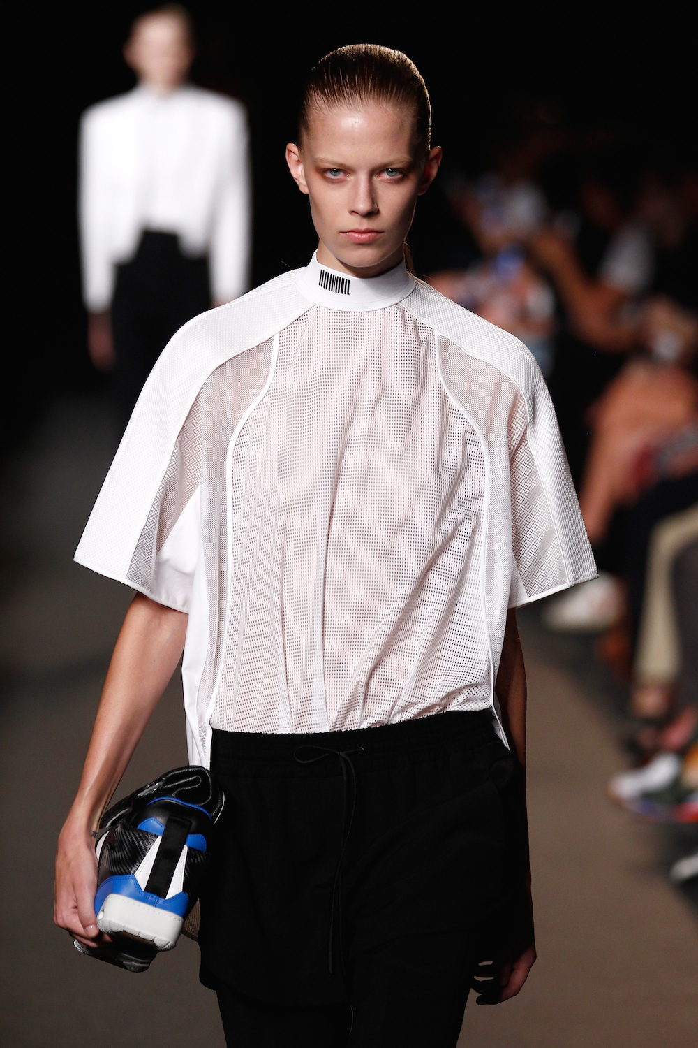 Alexander Wang - Runway - Mercedes-Benz Fashion Week Spring 2015