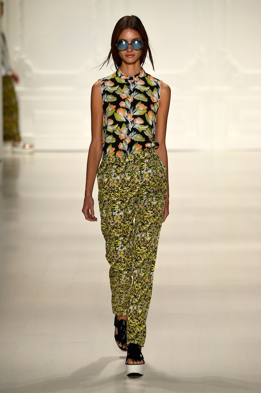 Noon By Noor - Runway - Mercedes-Benz Fashion Week Spring 2015