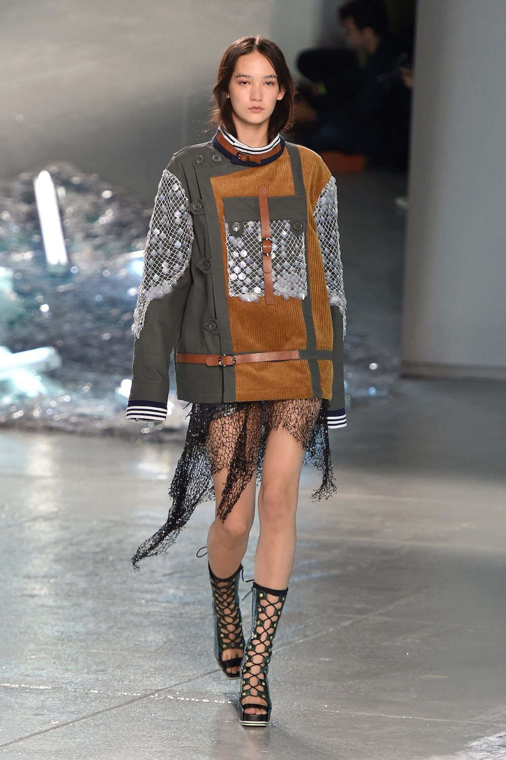 Rodarte - Runway - Mercedes-Benz Fashion Week Spring 2015