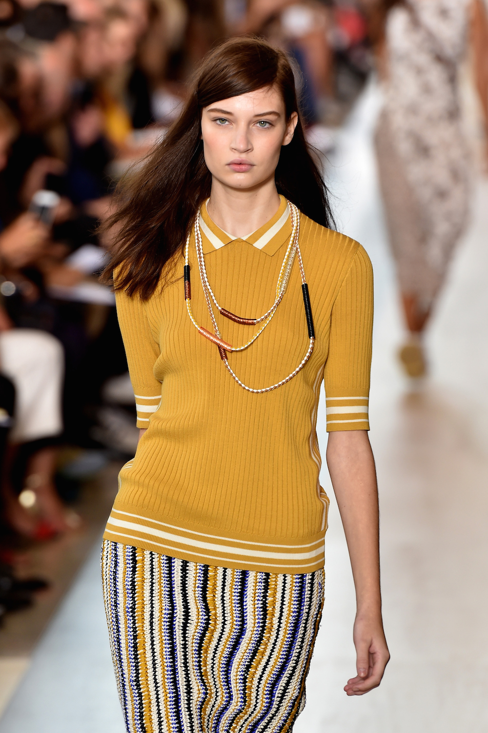 Tory Burch - Runway - Mercedes-Benz Fashion Week Spring 2015