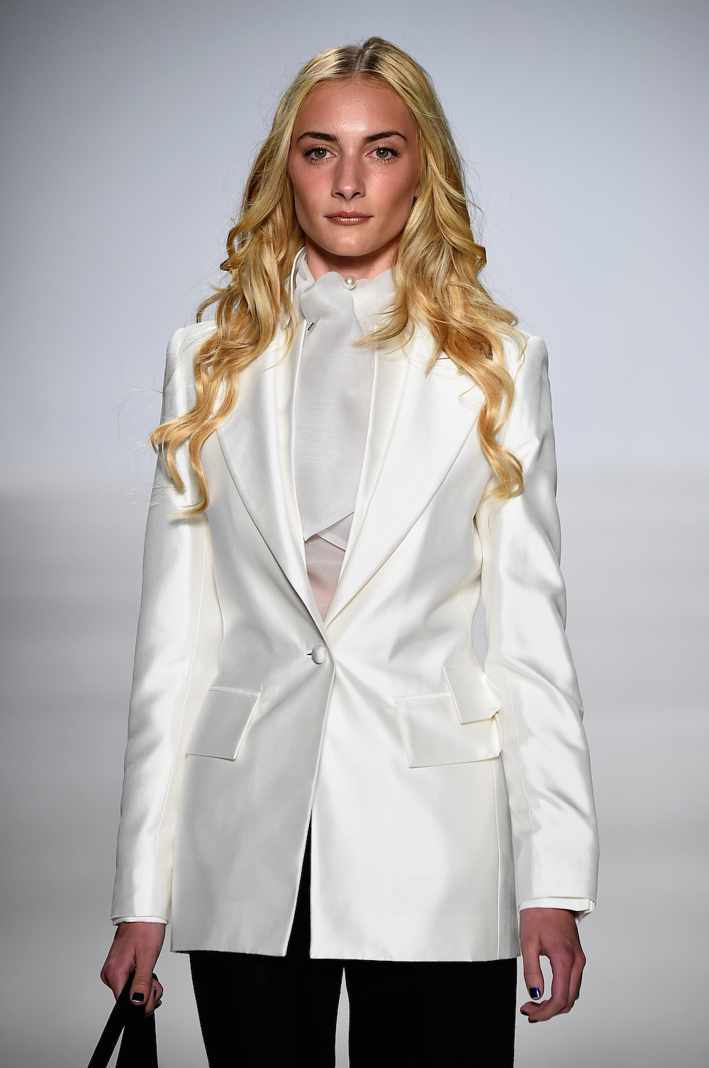 Zang Toi - Runway - Mercedes-Benz Fashion Week Spring 2015