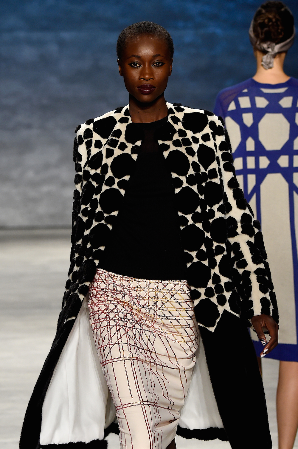 Bibhu Mohapatra - Runway - Mercedes-Benz Fashion Week Spring 2015