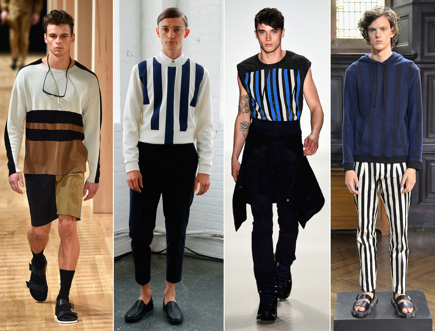 Men Fashion Trends 2015 men s collection in the