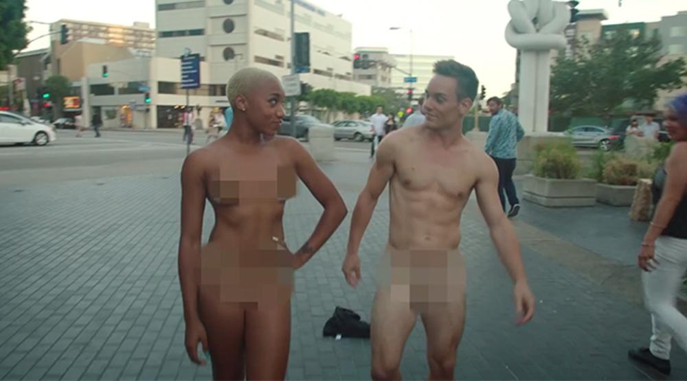 All The Men on Dating Naked