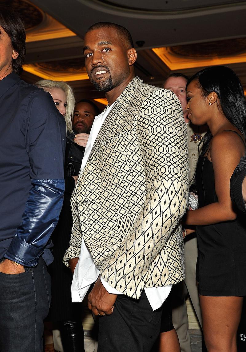 Kim Kardashian Celebrates Her Birthday At Tao Nightclub Designer Menswear