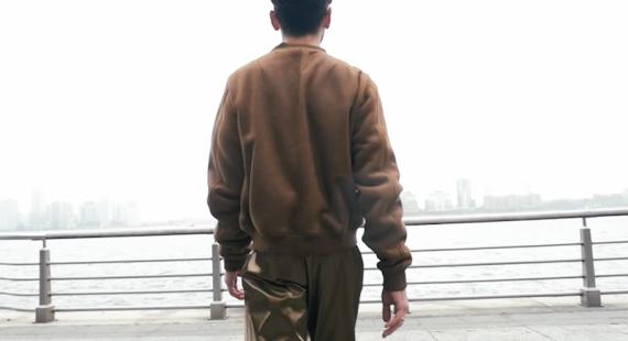OCV X Calvin Klein Collection Menswear