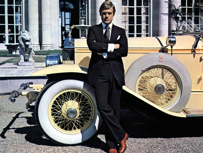 El gran Gatsby  Robert Redford vs Leonardo DiCaprio (7)