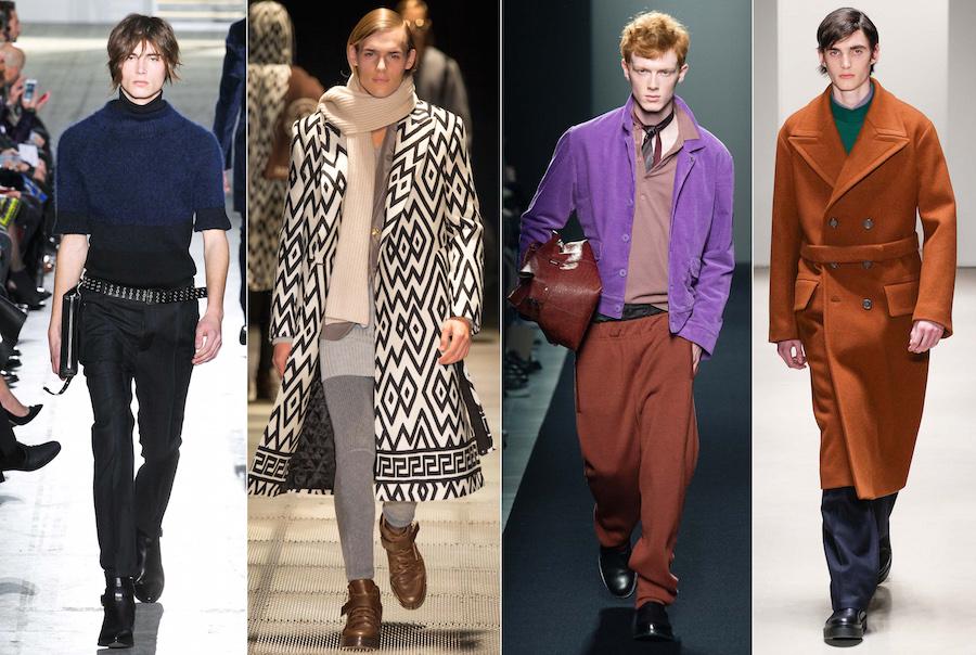 60s - Versace, Costume National, Bottega Veneta, Jil Sander