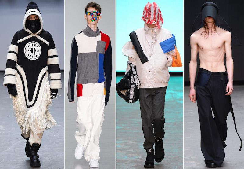Trends on Trends: London Men's Fashion Week Fall/ Winter 2015 ...