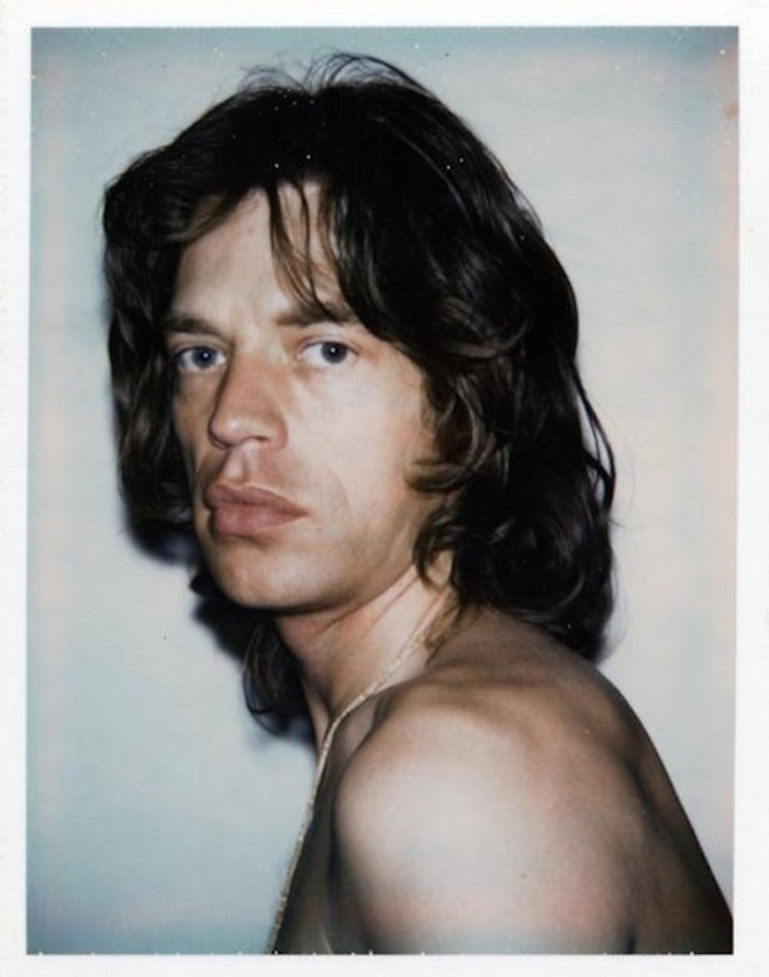 That 70s Hair For Men Oyster Colored Velvet
