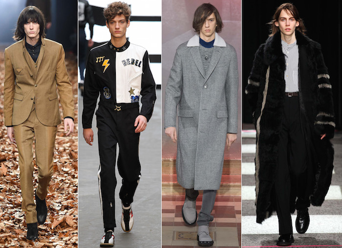 (John Varvatos, Topman Design, Lanvin, Paul Smith)