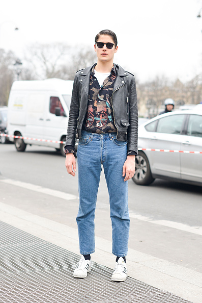 Day 8 - Street Style - Paris Fashion Week - Womenswear Fall/Winter 2015/2016