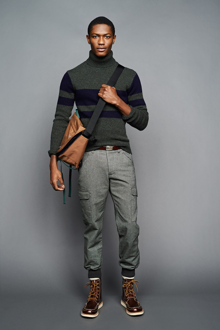 J crew fall 2015 menswear lookbook oyster colored velvet for J crew mens outfits