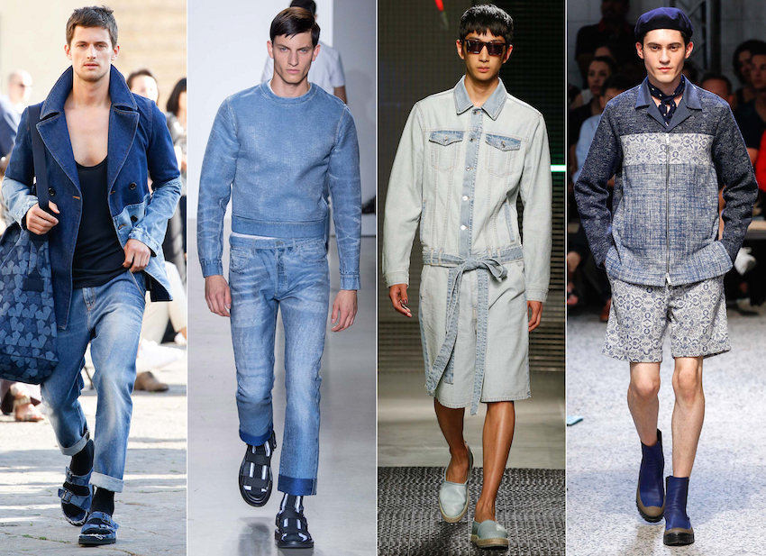 Trends on Trends: Milan Men's Fashion Week Spring/ Summer 2016