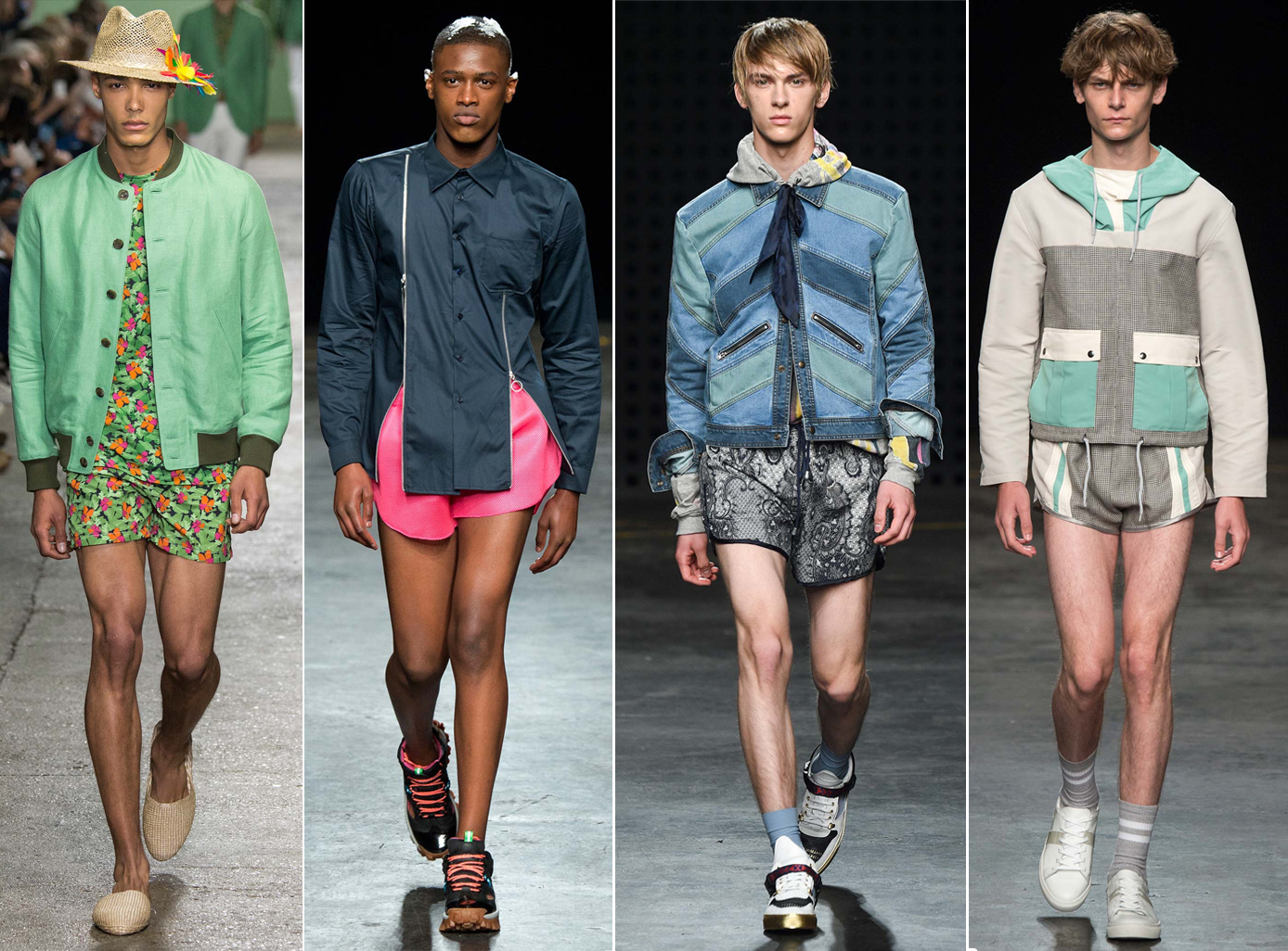Trends On Trends London Men S Collections Spring Summer 2016