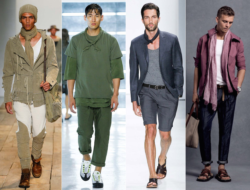 Greg Lauren, Richard, John Elliott + Co , Todd Snyder, Michael Kors Collection