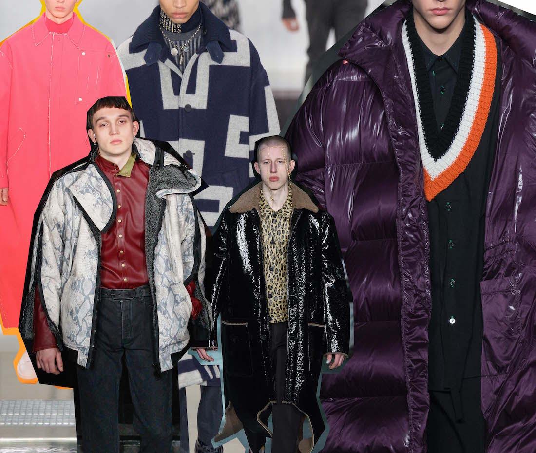 bold baggy coats