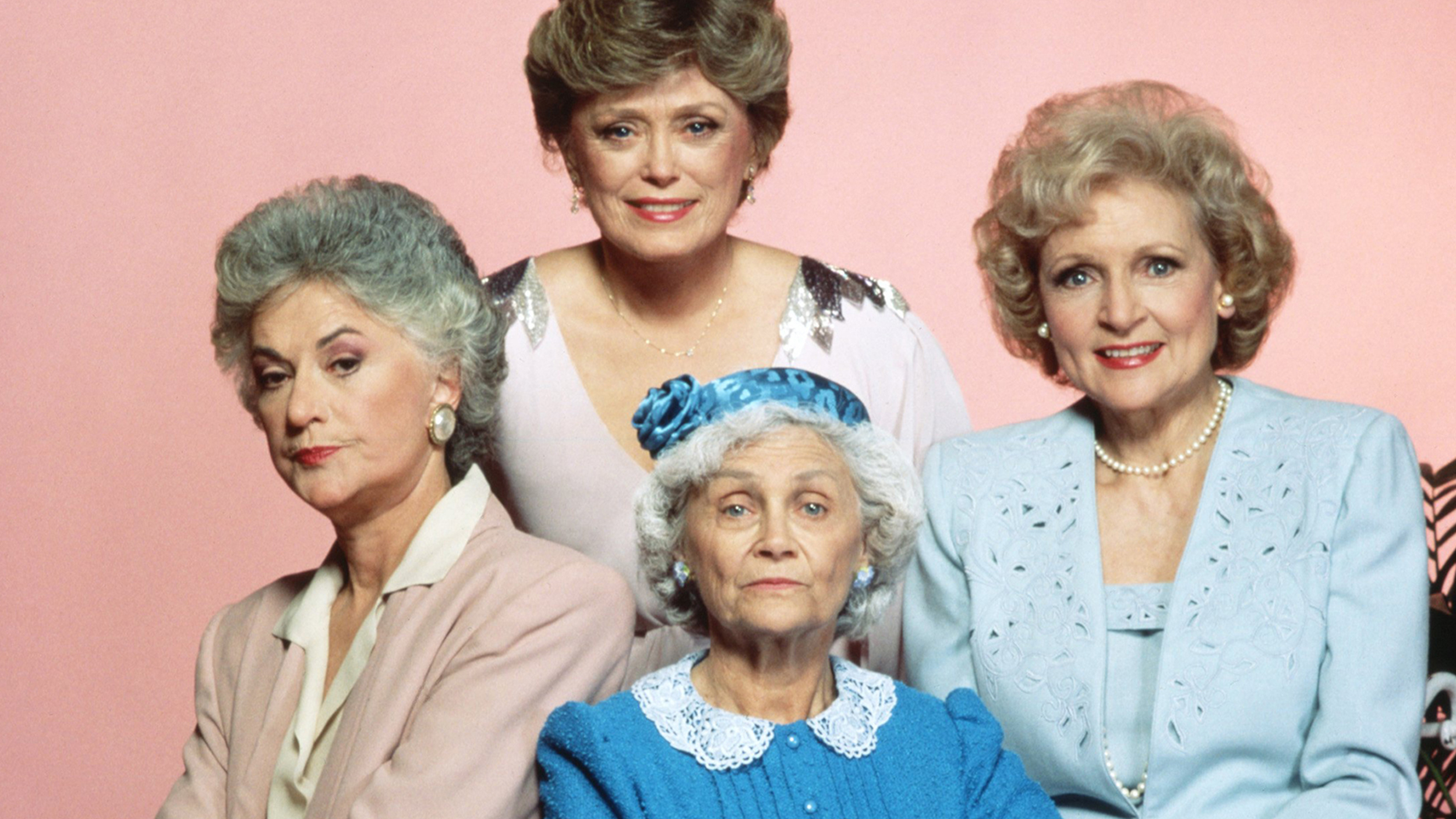 THE GOLDEN GIRLS -- Season 1 -- Pictured: (l-r) -- Photo by: Herb Ball/NBC/NBCU Photo Bank