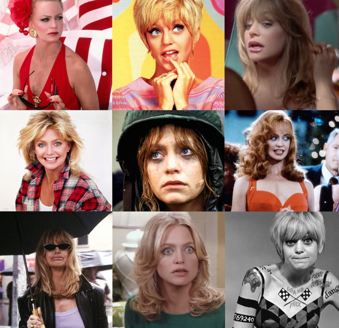 Which Goldie Hawn Are You?