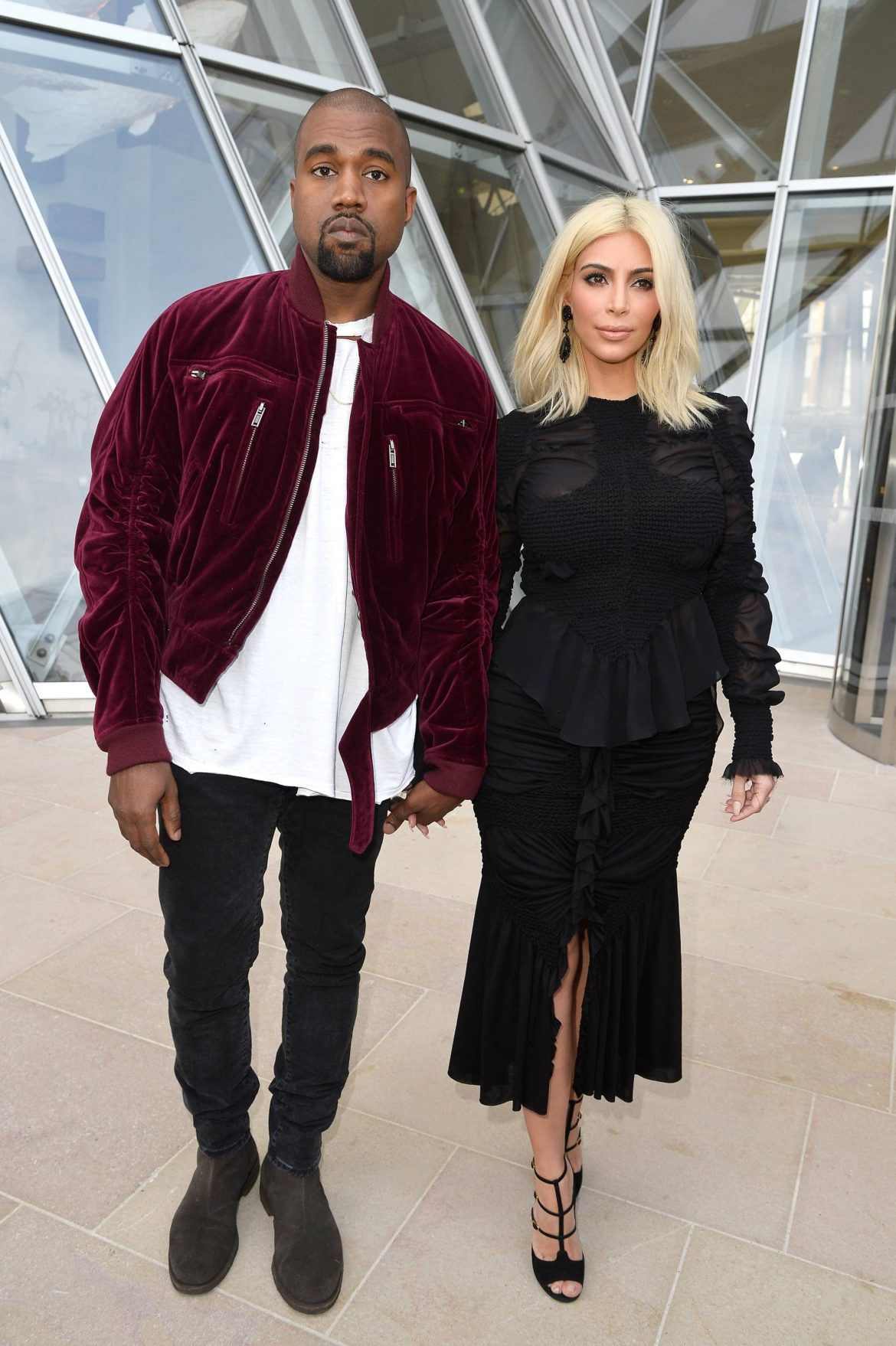 Kanye-Contrasted-Kim-Velour-Bomber-Jacket-White-Tee